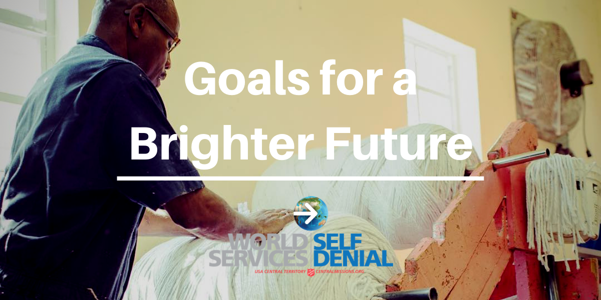 Goals for a Brighter Future
