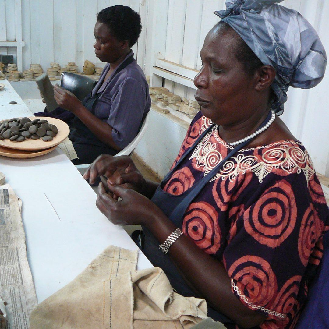 Kenya East GFBF - Women crafting