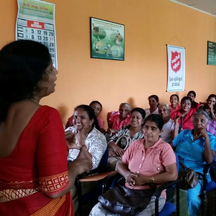 Sri Lanka agricultural training