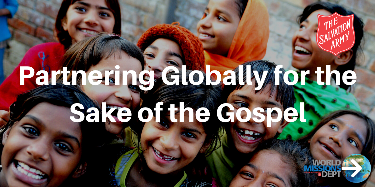 Partnering Globally for the Sake of the Gospel (5)